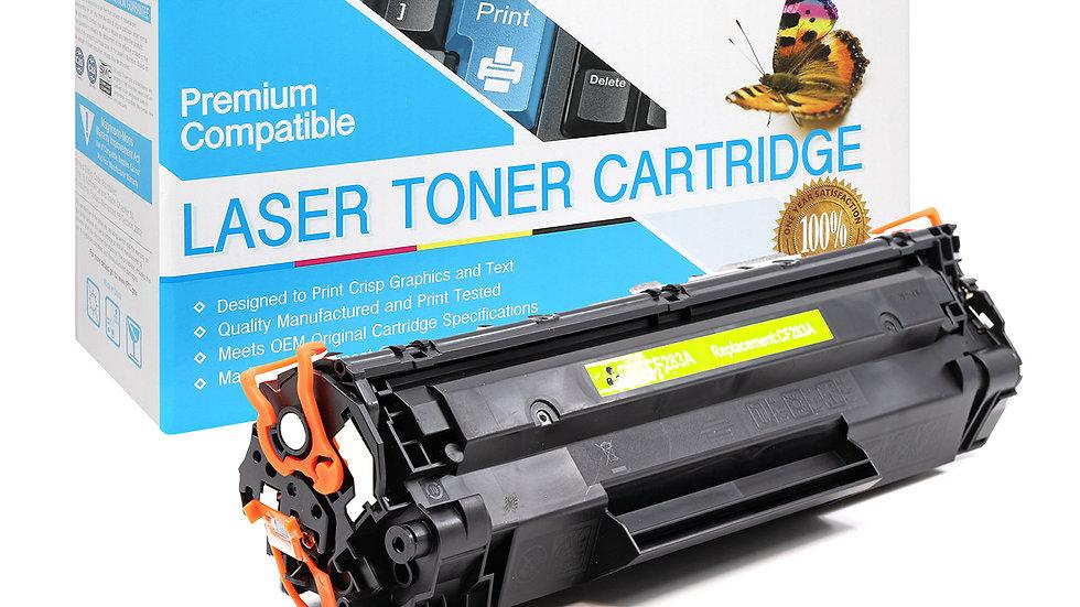 HP CF283A / 83A  Compatible Toner- Black