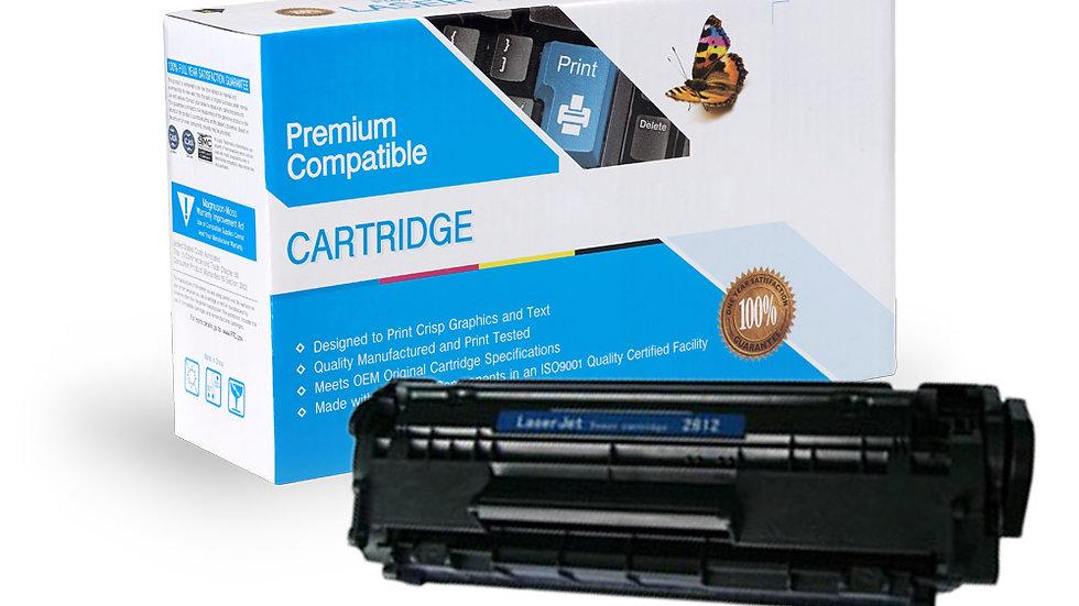 HP Q2612A Compatible Black MICR Toner Cartridge
