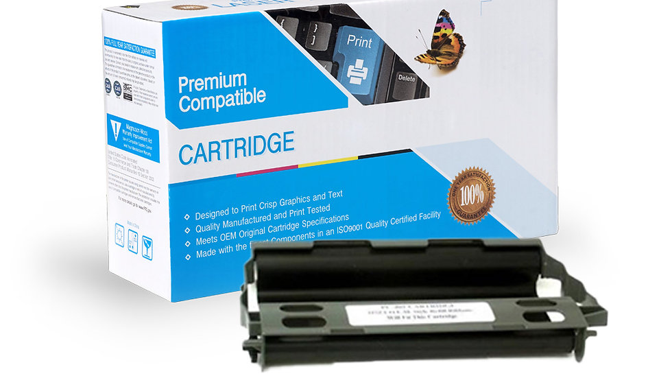 Brother Compat Cartridge With Refill PC-401