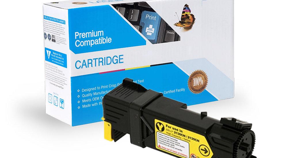 Dell 330-1438 Compatible Yellow Toner Cartridge