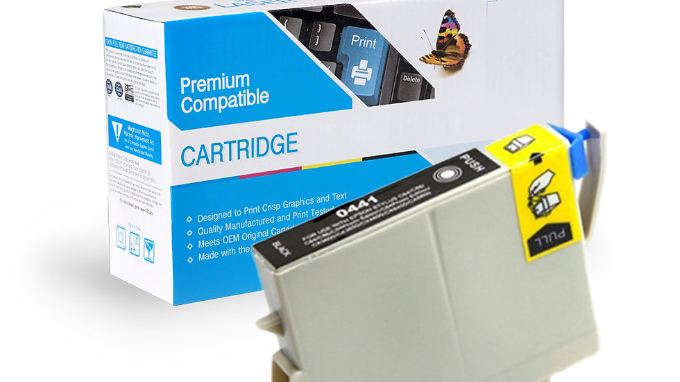 Epson Remanufactured Ink Cart T044120