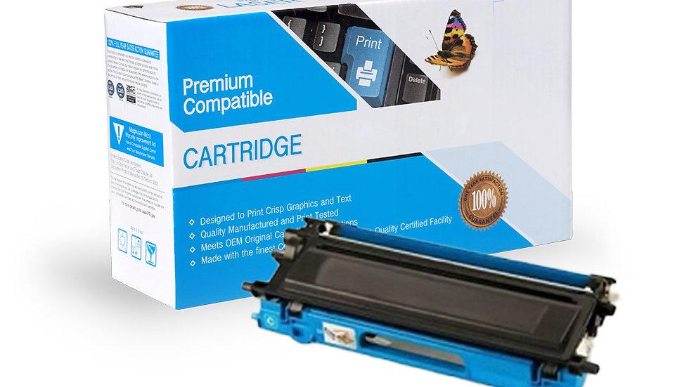 Brother TN210C Compatible Cyan Toner Cartridge