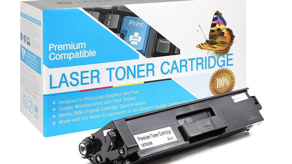 Brother TN336K Compatible High Yield Black Toner Cartridge