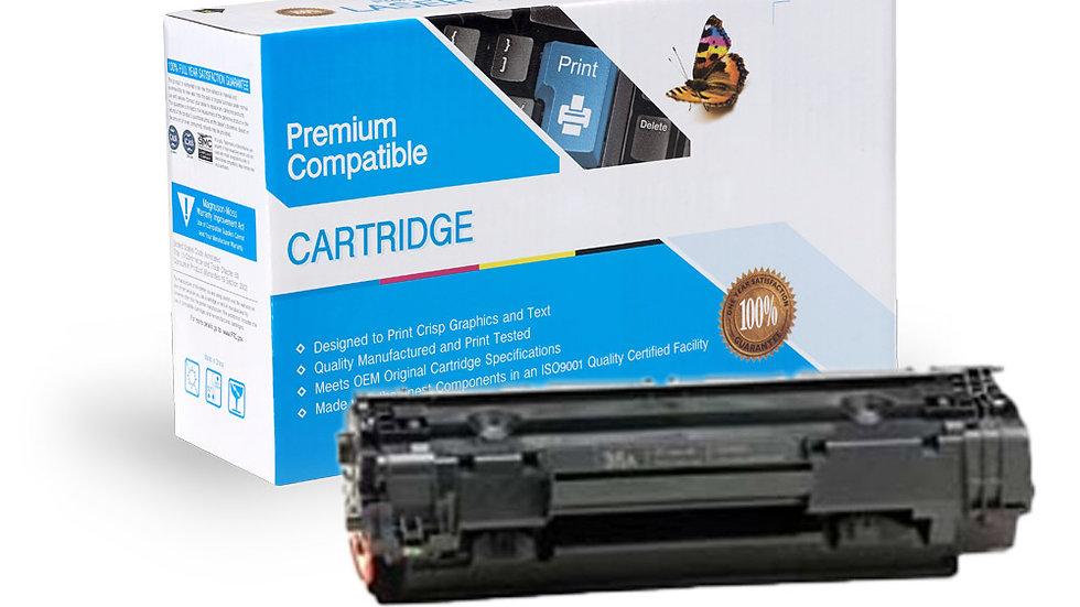 HP CB436A Compatible Black MICR Toner Cartridge