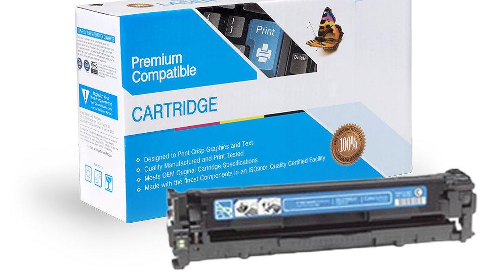 HP CB541A Compatible Cyan Toner Cartridge