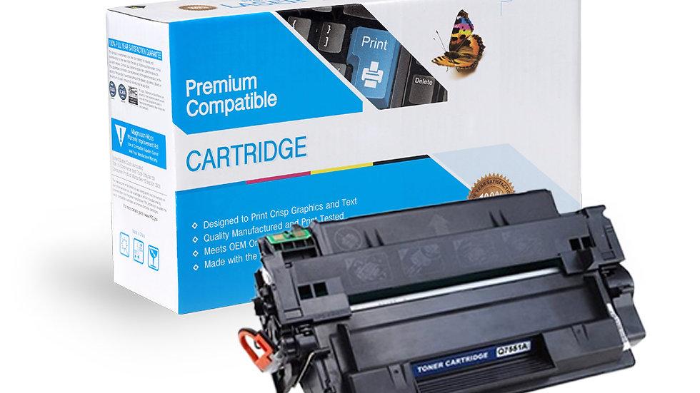 HP Q7551A Compatible Black Toner Cartridge