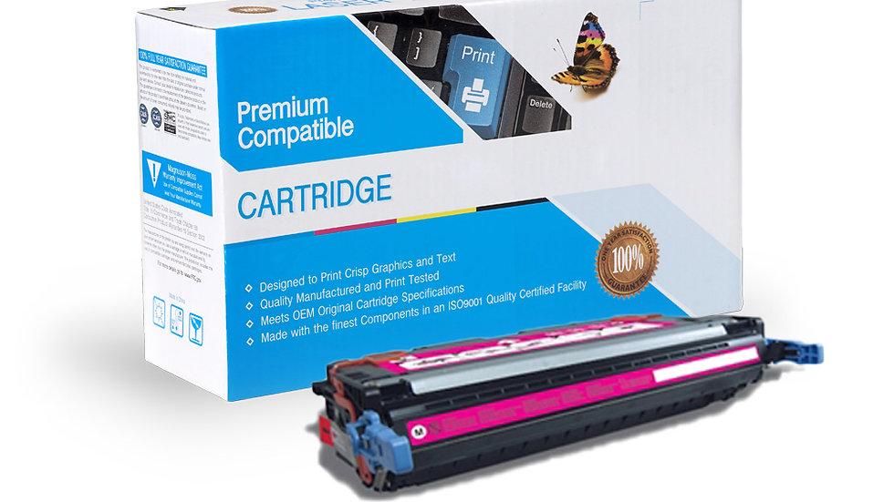 HP Q6463A Compatible Magenta Toner Cartridge