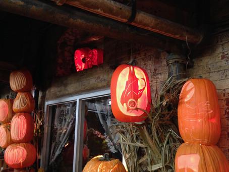 Happy Halloween from One Minnesota Writer