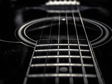 Guitar Lessons, Humility, and Daily Practice