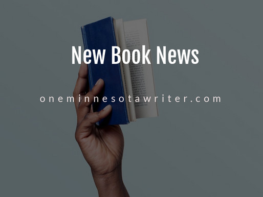 NEW BOOK NEWS FOR THANKSGIVING WEEK 2020