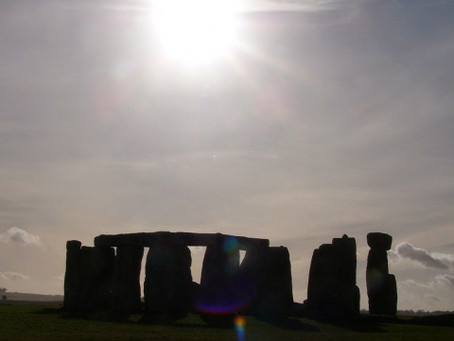 First Five Fragments for Friday – Summer Solstice 2014 Edition