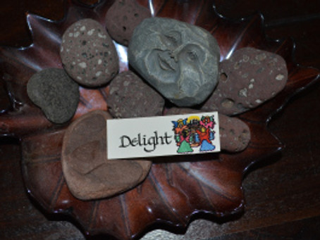The Angel Card Experiment: Today's Card is Delight