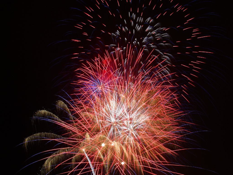First Five Fragments for Friday – Fourth of July Edition