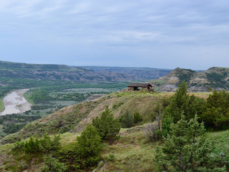 The 2016 Summer Road Trip:Theodore Roosevelt National Park, North Unit