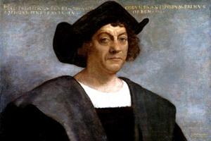 Christopher Columbus by Sebastiano del Piombo, 1519