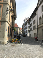 Lausanne Old Town