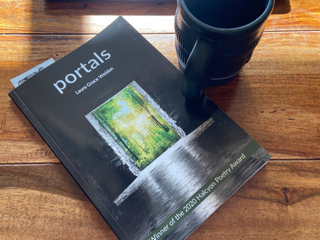 Let's talk about Portals by Laura Grace Weldon