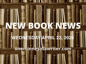 New Book News for April 22, 2020