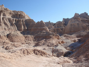 Here's Your Metaphor from the Badlands