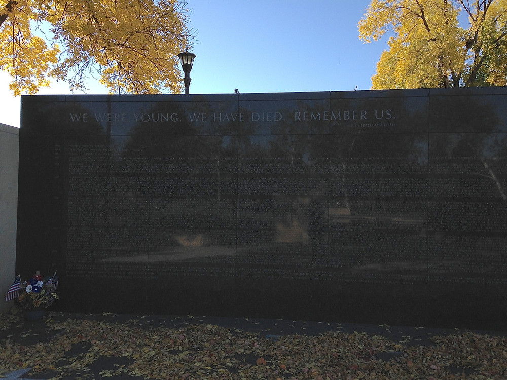 Minnesota Vietnam Veterans Memorial