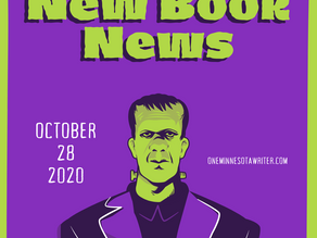 New Book News for October 28, 2020