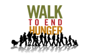 Walk to End Hunger graphic
