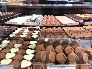 chocolate shop in Bern