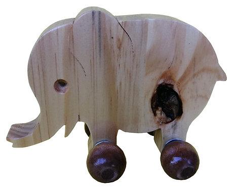Wheelie Elephant