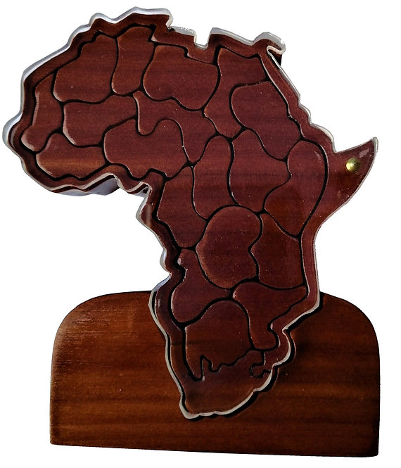 3D Africa Small