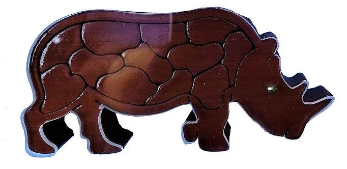 3D Rhino Small