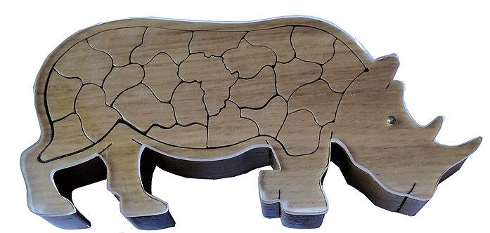 3D Rhino Large
