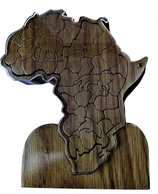 3D Africa Large
