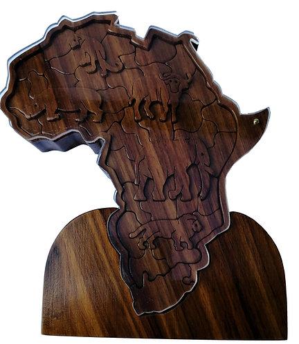 3D Africa XL