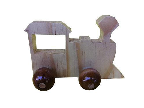 Wheelie Train