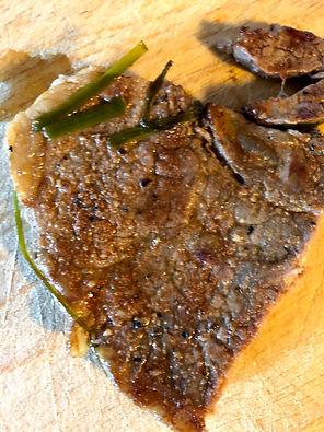 Reheat Steak