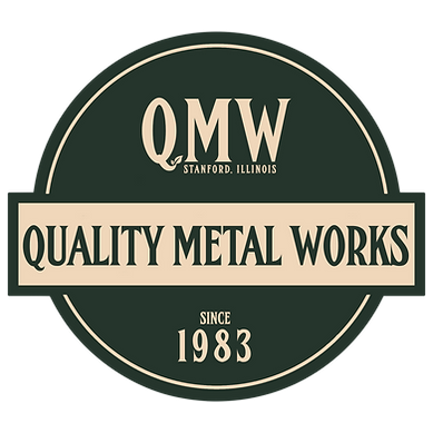 QMW Logo Tan 2 Transparent.png