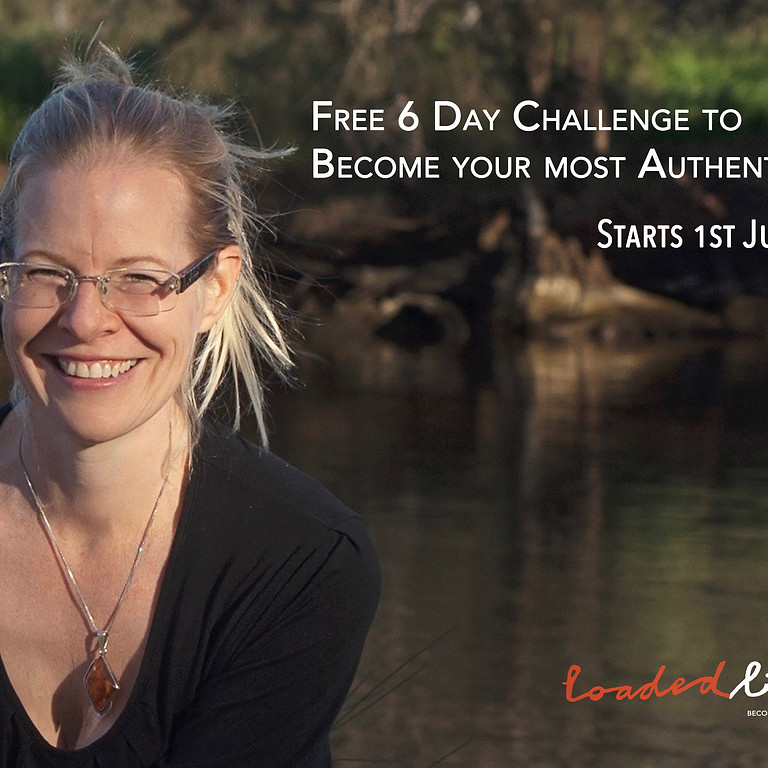 Become your most Authentic Self - Free 5 day Challenge