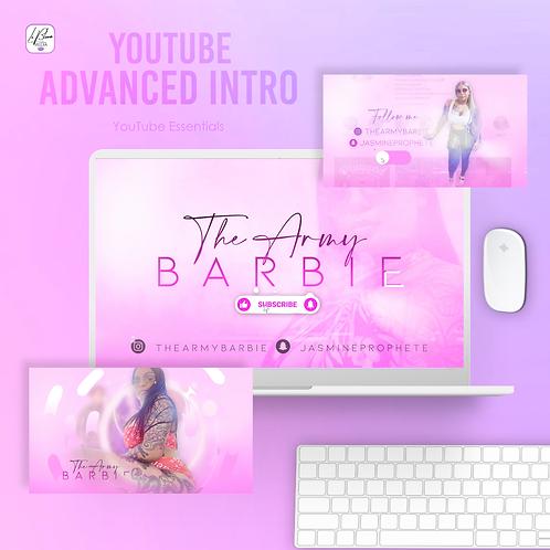 YouTube Advanced Intro