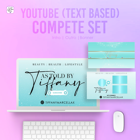 YouTube Complete Set (Text-Based)