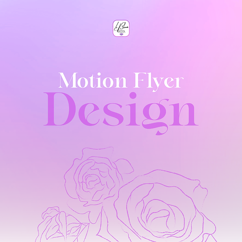 Motion Flyer Design