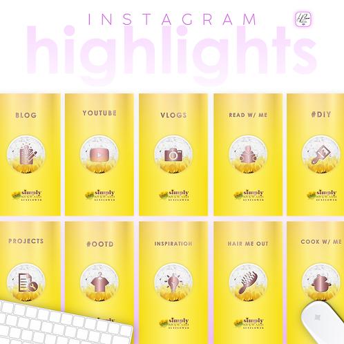 Instagram 5+ Highlights
