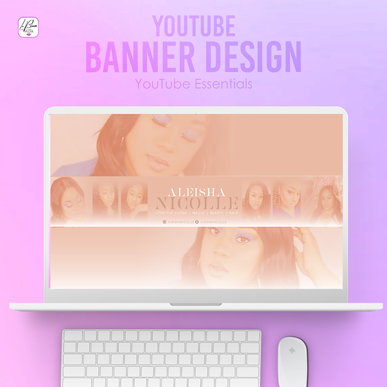 YouTube Banner Essential