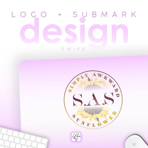 Full Logo + Submark logo