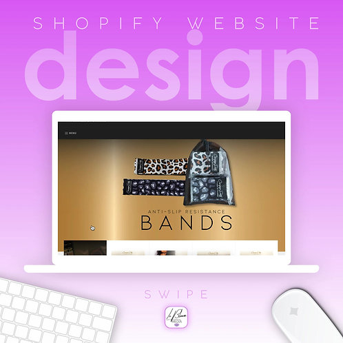 Full Shopify Website Design