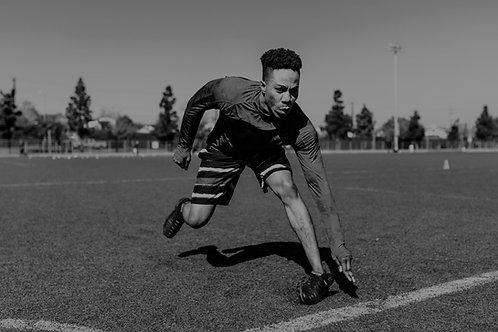 Adult Speed & Agility Training - 1/2 hr