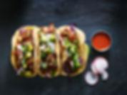 Parranga Mill Valley | three mexican pork carnitas tacos