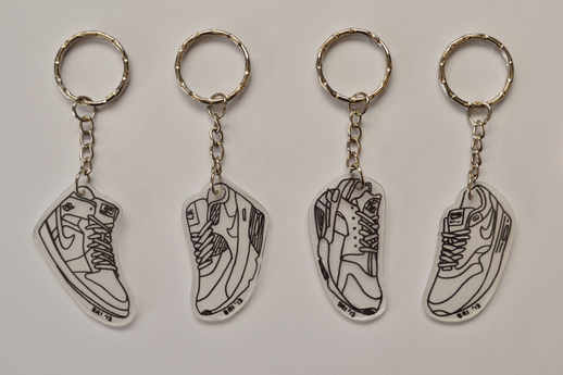 Keyrings - SOLD OUT