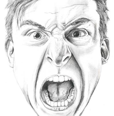Face - Pencil