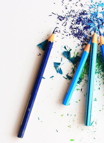 Art Intense Pencil & Colour Theory Class