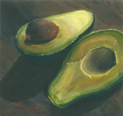Avocado - Acrylic